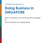incorporating new company in singapore