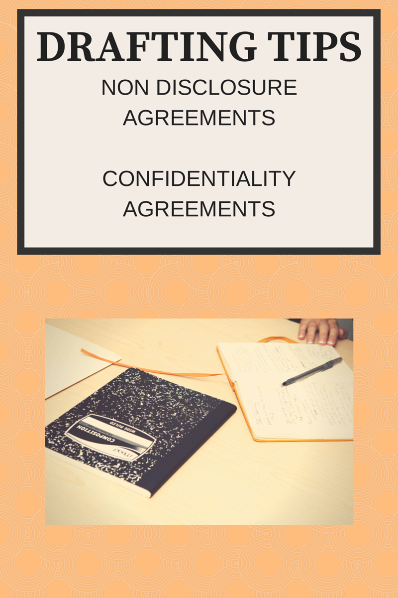 7 Considerations While Drafting A Non Disclosure Agreement